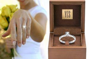 Najważniejszy pierścionek w życiu