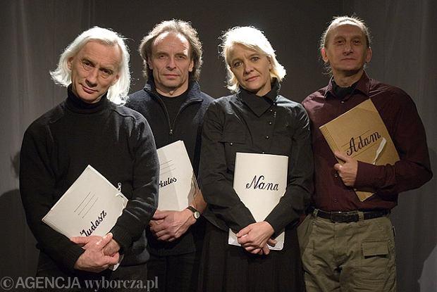 Zespół artystów Teatru Ósmego Dnia