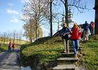 Upalny dzie�, doskona�e warunki w Bieszczadach, cho� mo�liwe burze