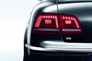Nadje�d�a nowy Volkswagen Phaeton
