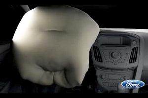Ford udoskonala poduszki powietrzne