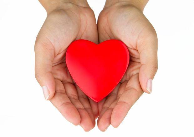 Miej serce dla serca. Wa�ne przys�ugi