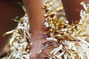 Zdj�cie dnia: Cheerleaderki przy pracy