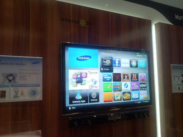 Zdjęcie numer 3 w galerii - Internet@TV i nowe polskie widżety czyli Samsung atakuje Polaków internetem w telewizorze