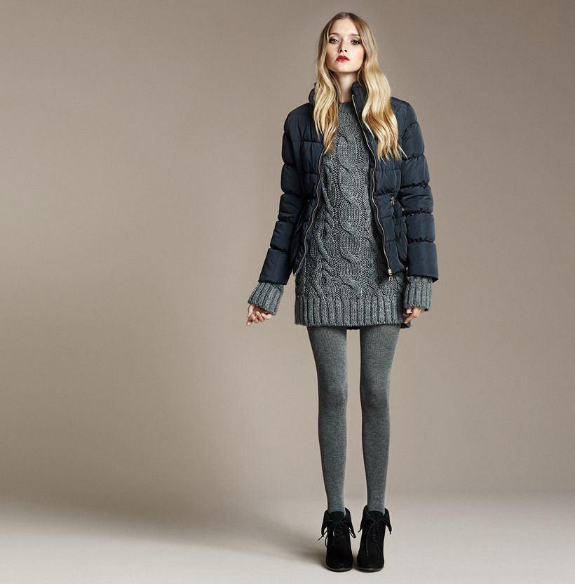 b122bc5a8d Nowy lookbook Zara - październik. Kolekcja Zara jesień zima 2010 2011