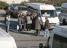 Busem do Warszawy: niebezpiecznie i o wiele za szybko