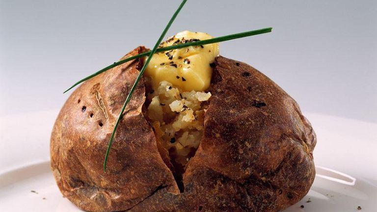 Ziemniaki przygotowane bez nadmiernej ilości tłuszczu, nie tuczą