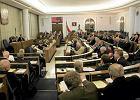 Senat przyj�� bud�et. Prawie 200 poprawek