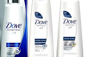 Nowo�ci w piel�gnacji w�os�w zniszczonych - Dove
