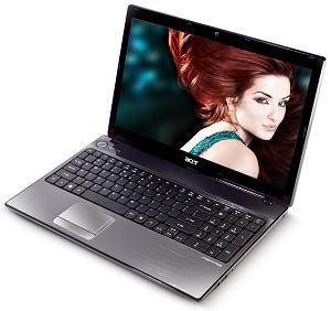Notebook Acer Aspire 5551