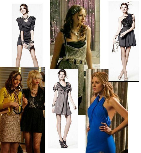 154eca3f5d Sukienki w stylu  Plotkary