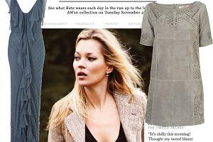 Ostatnia kolekcja Kate Moss dla Topshop