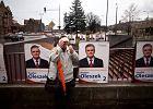 Kampania wyborcza na ulicach: plakatowy atak Platformy