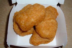 Kurczak w McDonaldsie pełen chemii