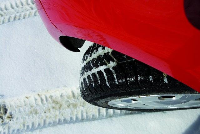 Jak jeździć zimą?