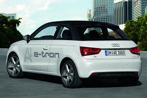 Audi A1 e-tron w szczeg�ach