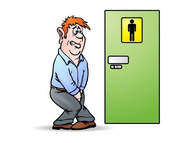Potrzeba częstszego oddawania moczu może być objawem przerostu gruczołu prostaty, ale i zapalenia pęcherza moczowego