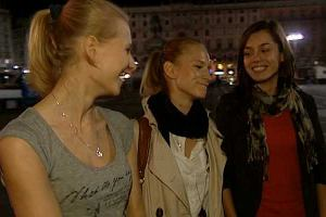 Paulina Papierska, Ania Piszcza�ka, Ola Kuligowska