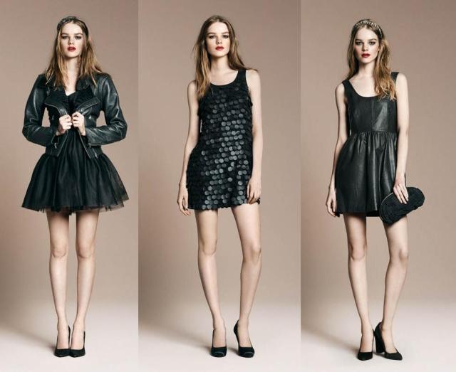 c26d71f374 Lookbook evening Zara Woman 2010 2011