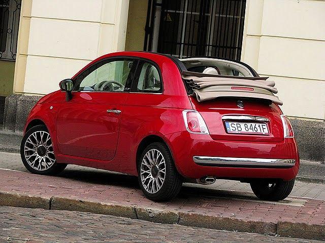 Fiat 500C 1.3 Multijet   Za kierownicą