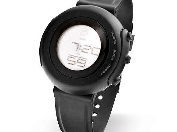 Zegarek na wodę