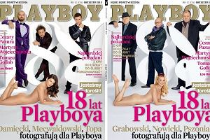 Playboy 18-lecie.