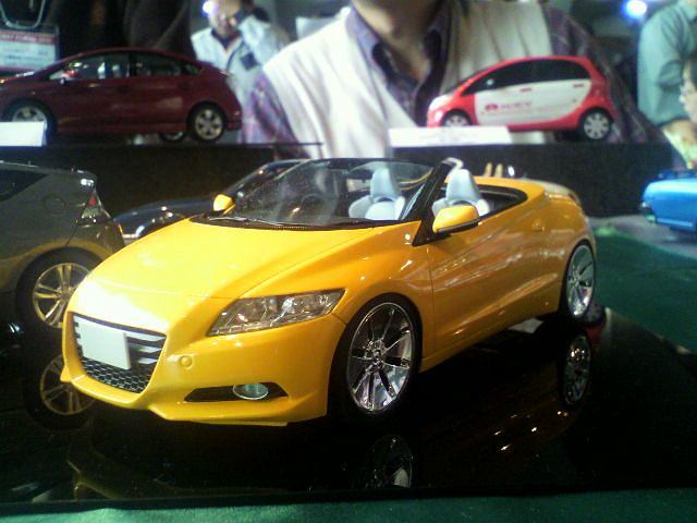 Honda CR-Z Roadster