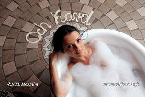 Kasia Glinka gra jedną z głównych ról w filmie Och, Karol 2. Premiera polskiej komedii erotycznej o miłości, zazdrości i pechowym amancie już w styczniu. Największe polskie gwiazdy pokażą w filmie trochę ciałka. Kasowy sukces gwarantowany. Na zdjęciu Kasia Glinka.