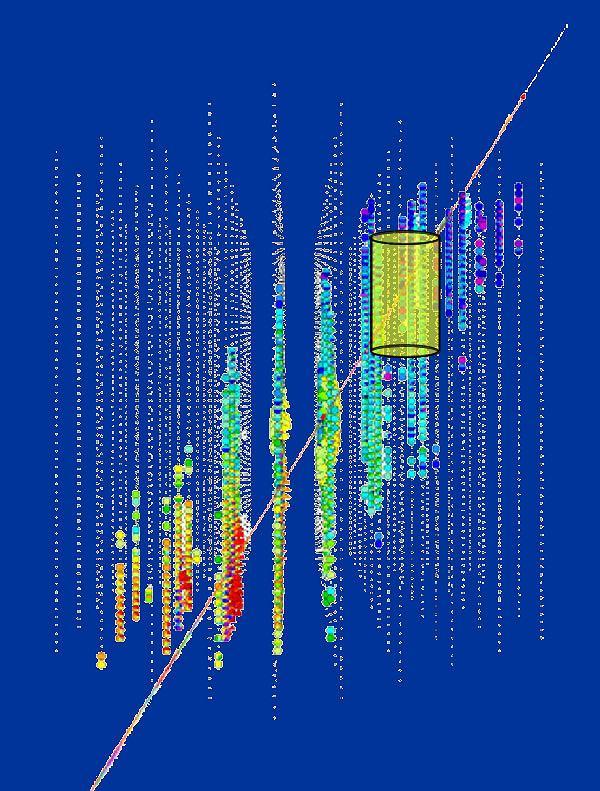 Kilometrowa kostka lodu wykryje neutrina