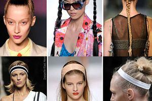 20 trendów fryzjerskich z wybiegów 2010 roku - PODSUMOWANIE!