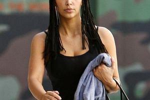 Nowa fryzura Kim Kardashian