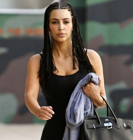 Photos  Kardashian on Kim Kardashian  Broadimage East News Broadimage