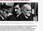"""""""Rze�nik z Lyonu"""" agentem niemieckiego wywiadu. Klaus Barbie s�u�y� RFN"""