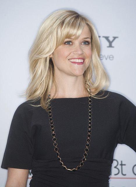 Look gwiazd: Reese Witherspoon naturalnie