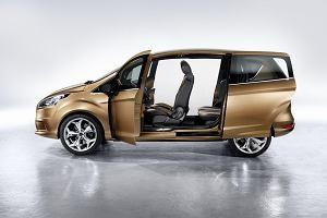 Salon Genewa 2011 | Ford B-Max zamiast Fusiona