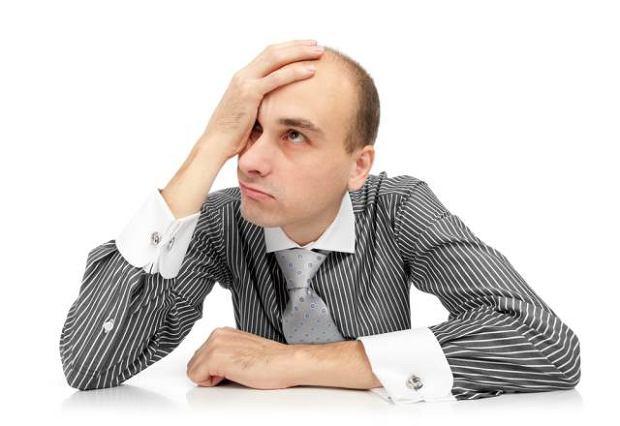 Szukanie pracy generuje ogromny stres