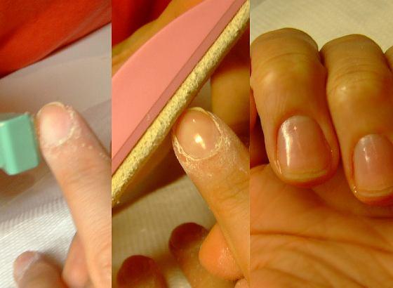 Nasz test - manicure japoński
