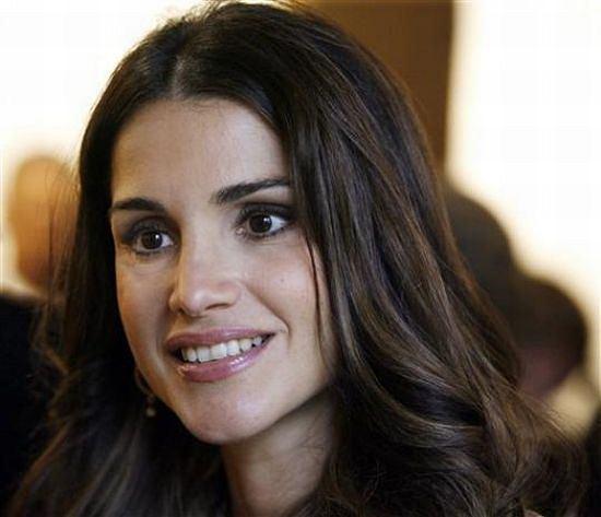 Królowa Jordanii Rania