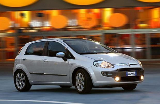 Punkt zapalny Fiata - akcja serwisowa