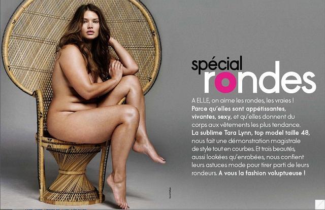 Zdjęcie numer 18 w galerii - Modelka plus-size twarzą marki H&M