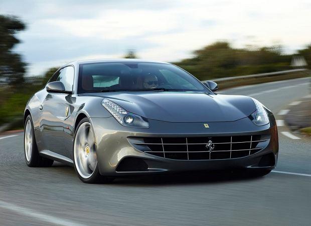 200 tys. z� op�aty akcyzowej za Ferrari