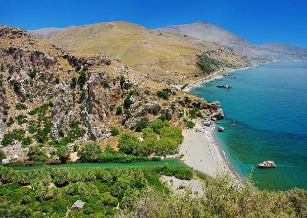 Grecja. Kreta - wyspa nie tylko na lato