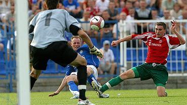 Lech Poznań kontra FC Tyraspol w 2006 roku