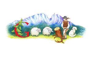 Polskie dzieci narysowa�y Google Doodle
