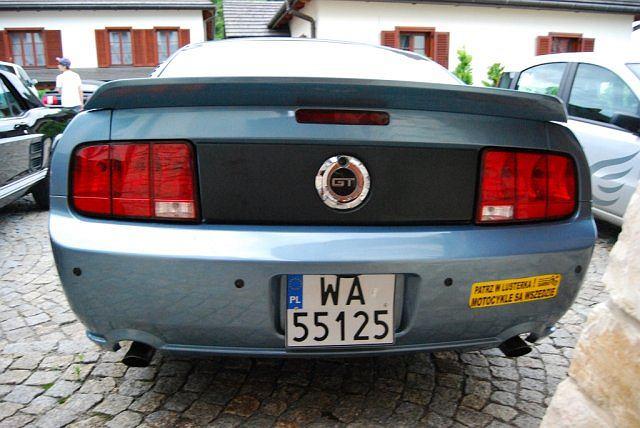 Mustang Race 2011