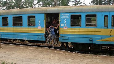 Korzystanie z usług PKP to dla cyklisty sport niemal ekstremalny