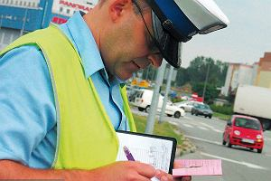 Wy�sze mandaty maj� poprawi� bezpiecze�stwo na drogach