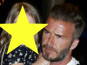 David Beckham z c�rk�