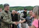 Ukraina: Poroszenko jest gotowy zawrze� porozumienie pokojowe z Putinem