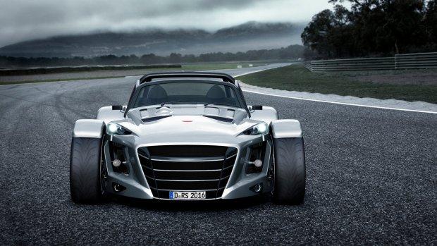Donkervoort D8 GTO-RS| Najbardziej ekstremalny